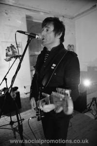 Andy Boucher, Guitar, Keyboards, Vocals