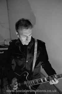 John Anson, Guitars, Keyboards, Vocals
