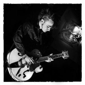 Mat Thorpe Bass Guitar, Vocals